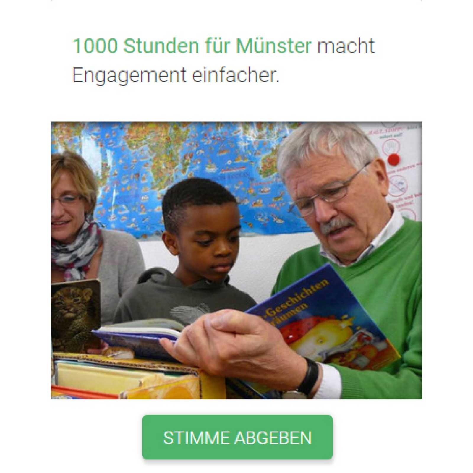 Münster menschen kennenlernen