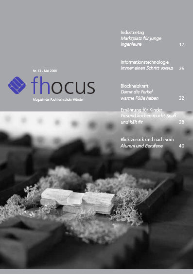 Cover FHocus Nr.13