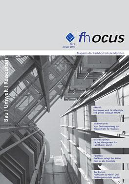 Cover fhocus Nr. 9