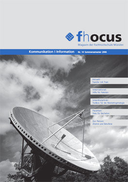 Cover fhocus Nr.10