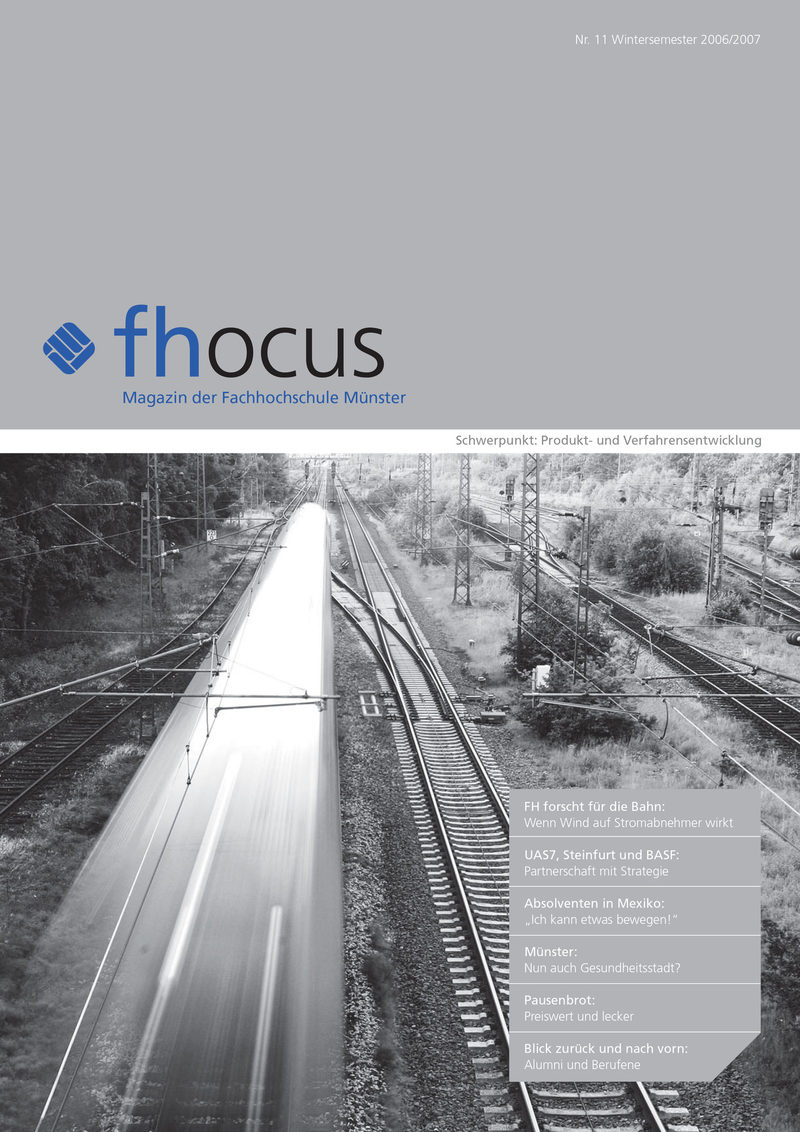 Cover fhocus Nr.11