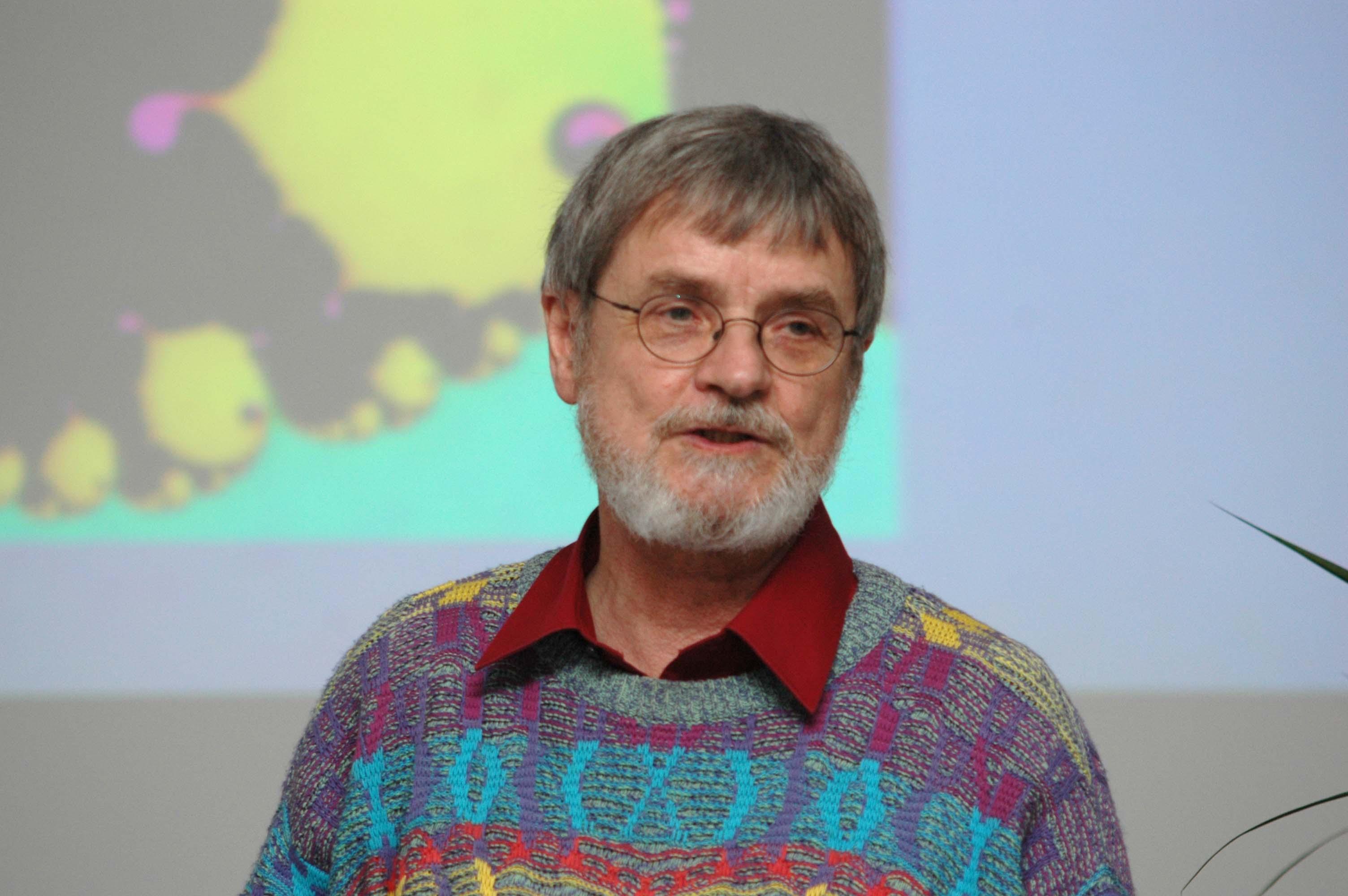 Prof. Dr. Reinhard Volmer