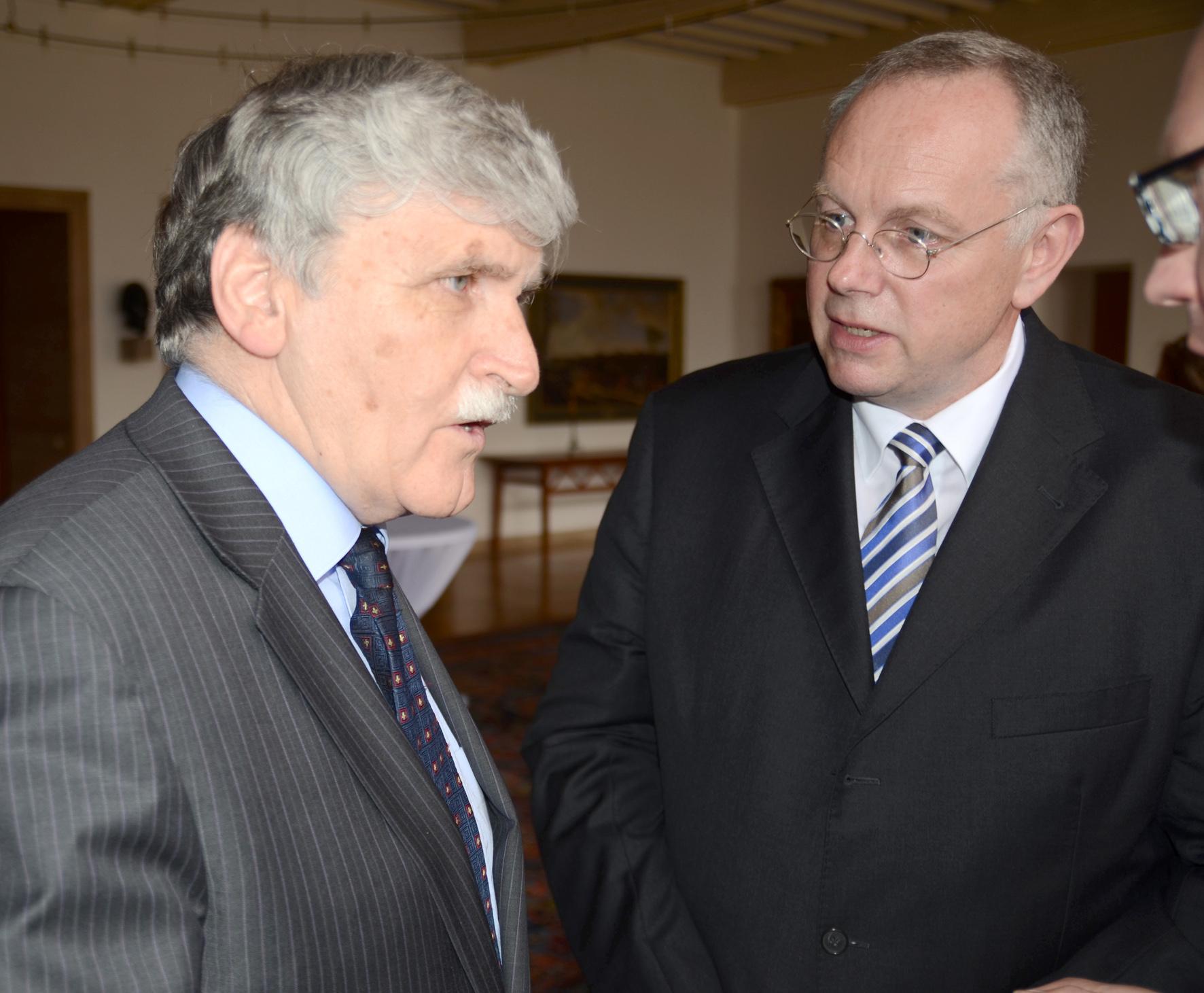 Dallaire, Gardemann