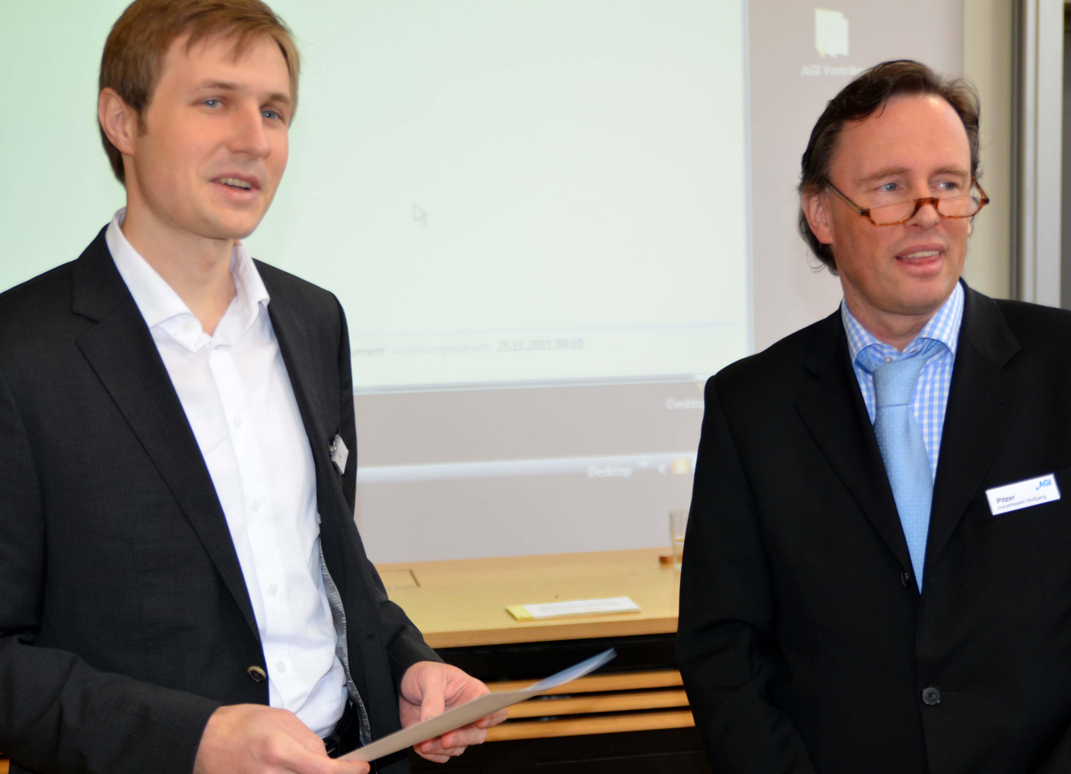 Eduard Kliewer, Michael Pitzer