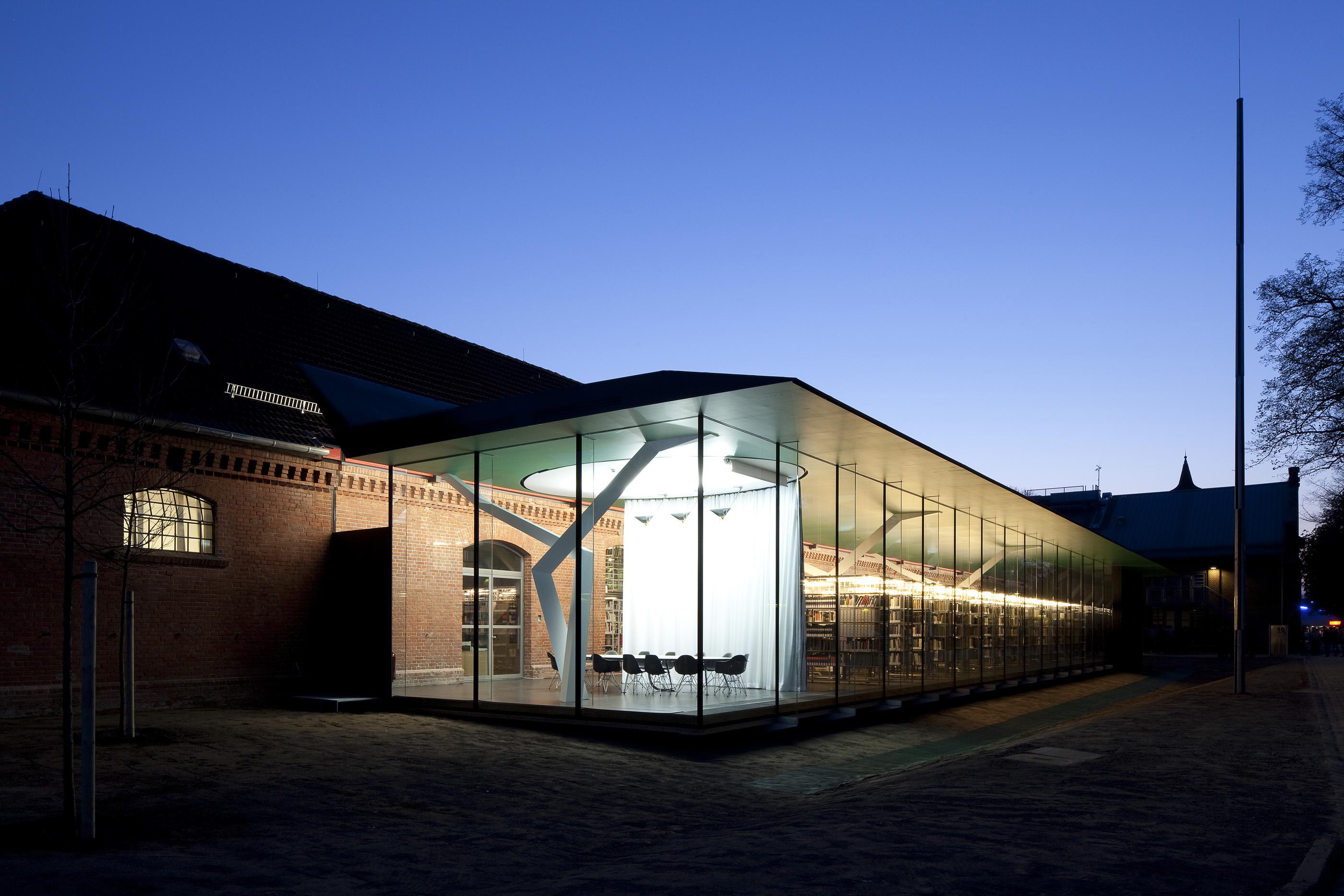 Bibliothek Leonardo-Campus