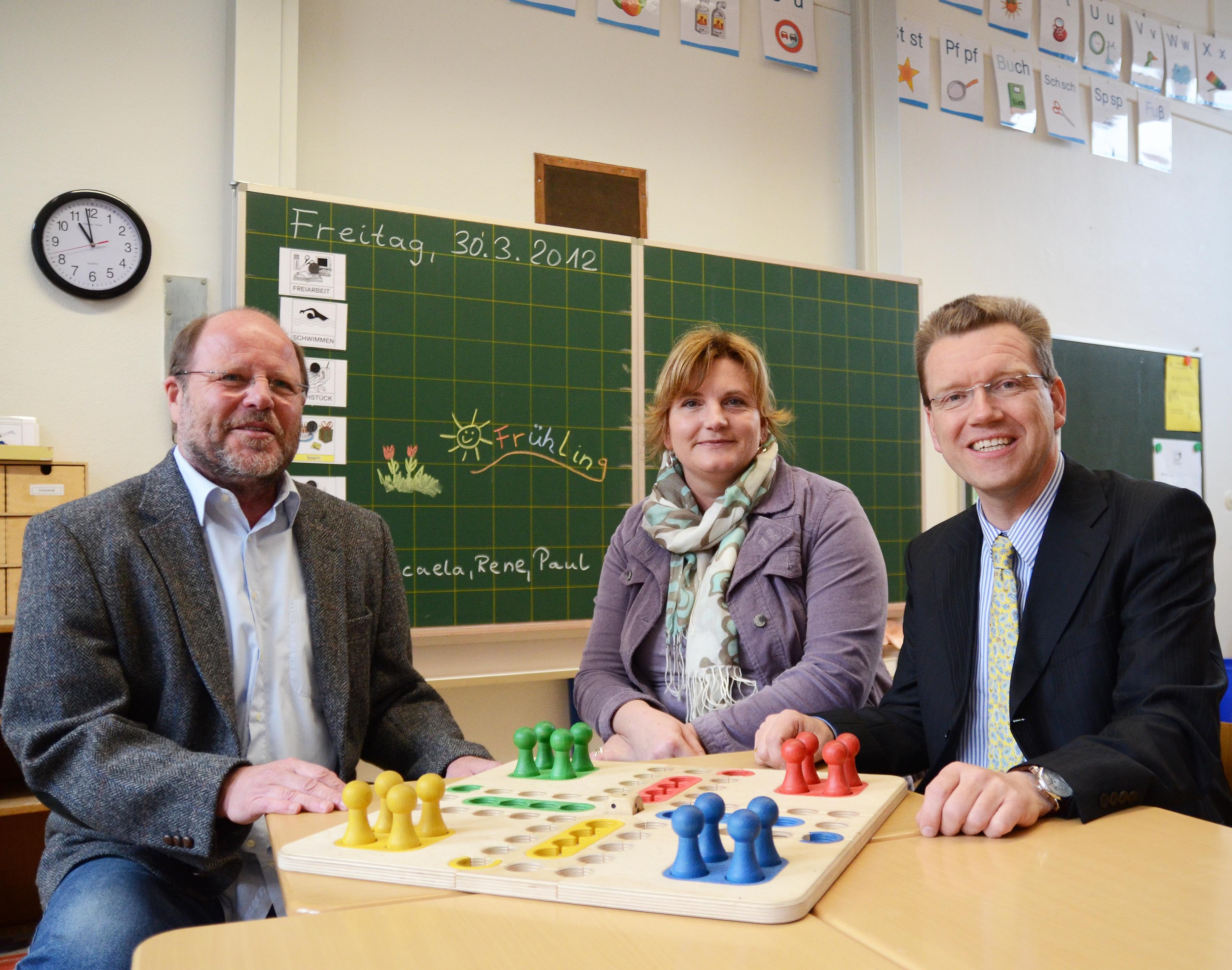 Prof. Dr. Hanns Rüdiger Röttgers, Ute van Ellen, Ulrich Eisenhardt