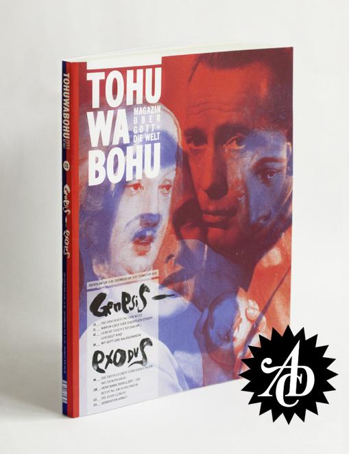 Cover des Magazins Tohuwabohu