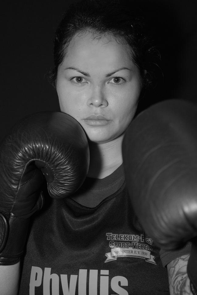 Frederike Goblirsch und alle anderen Teilnehmer haben ein Foto erhalten, damit sie sich noch lange an das Seminar zurückerinnern.