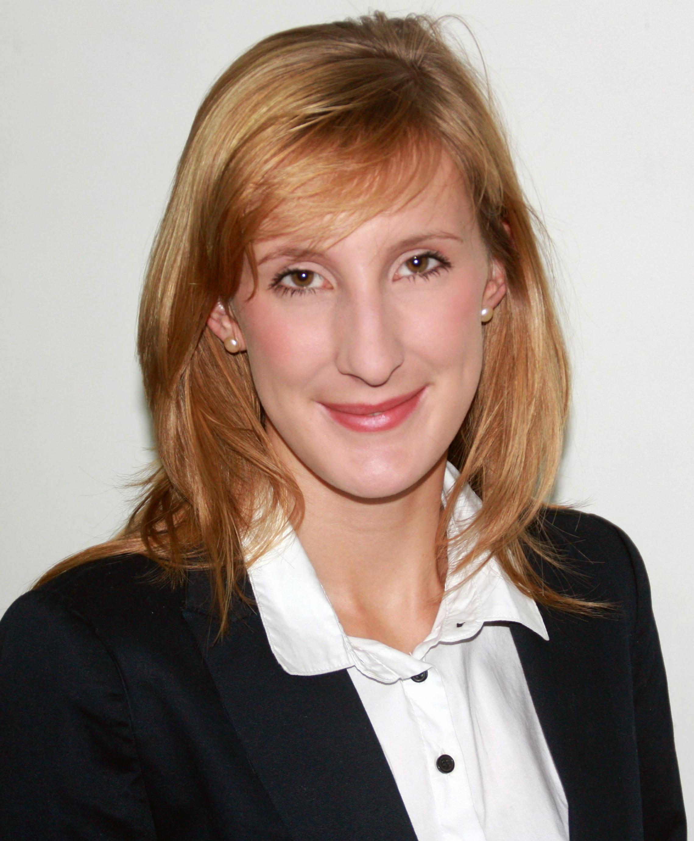 Anne Limper-Menapace erhielt an der Universität de La Sabana in Kolumbien eine Auszeichnung als Beste ihres Jahrgangs. (Foto: FH Münster/privat)