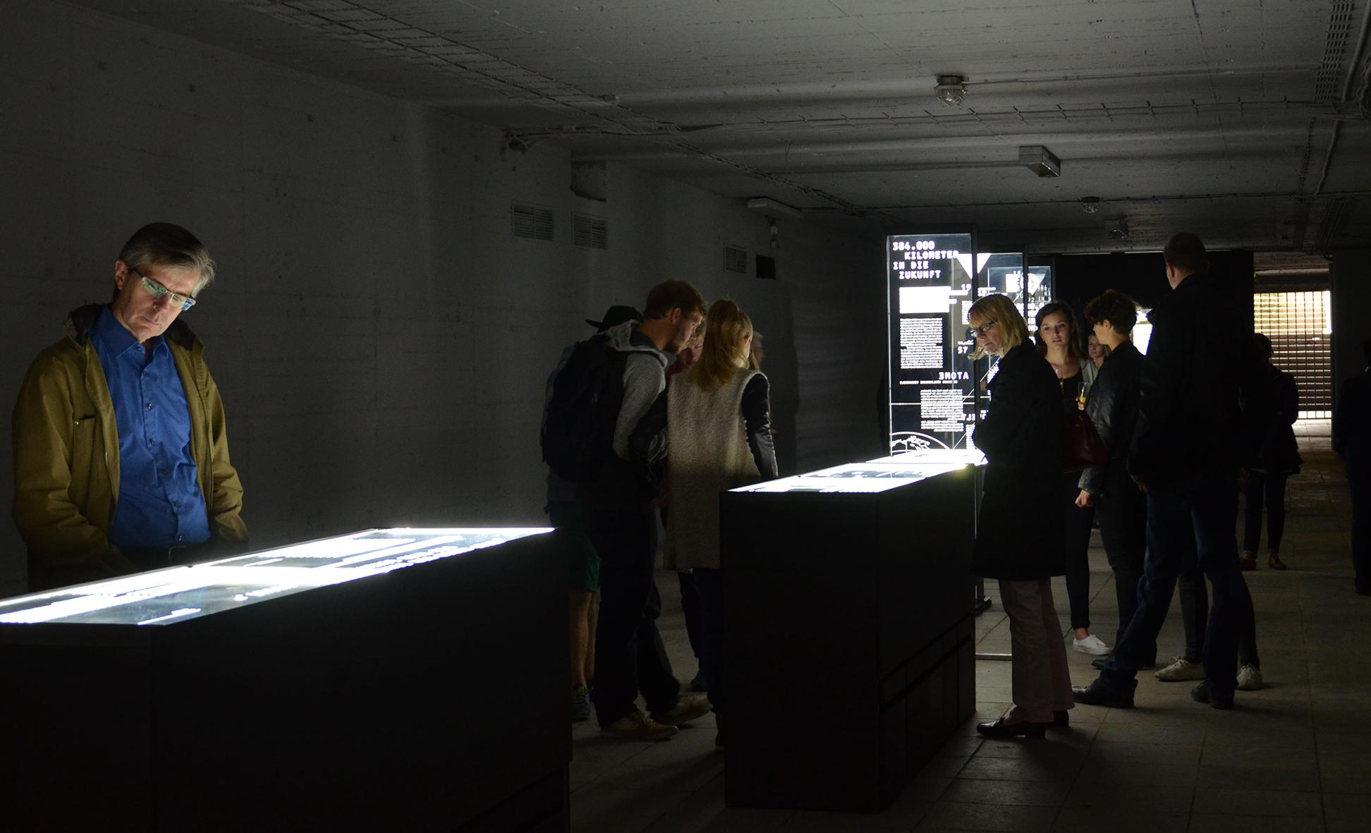 """Ausstellung """"Laserlicht"""""""