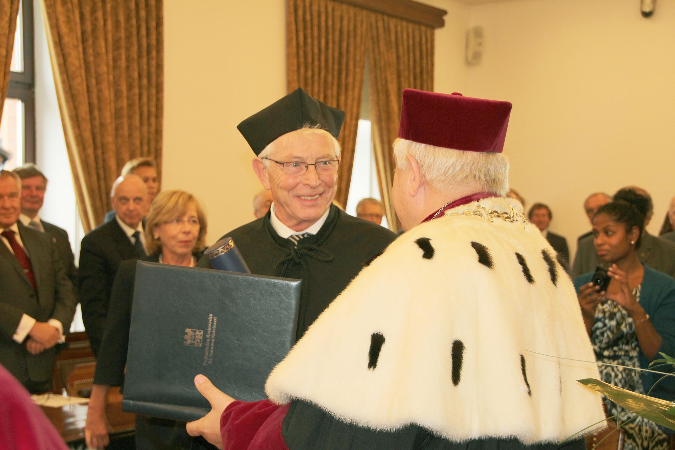 Prof. Dr. Richard Korff, Prof. Dr. Kazimierz Furtak