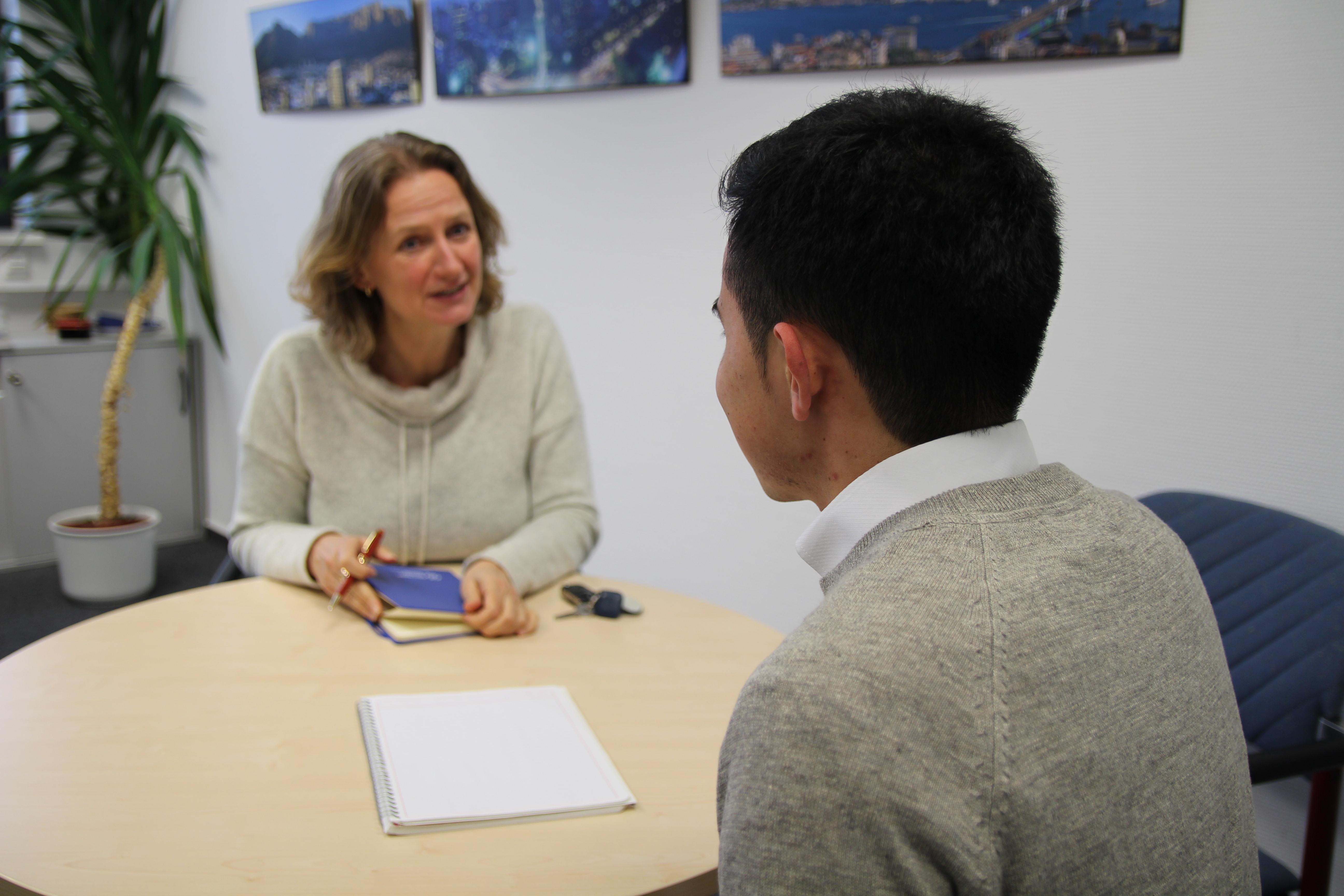 Der Fachbereich Wirtschaft der FH Münster möchte Flüchtlingen eine Studienmöglichkeit für einzelne BWL-Kurse anbieten. (Foto: FH Münster/Pressestelle)