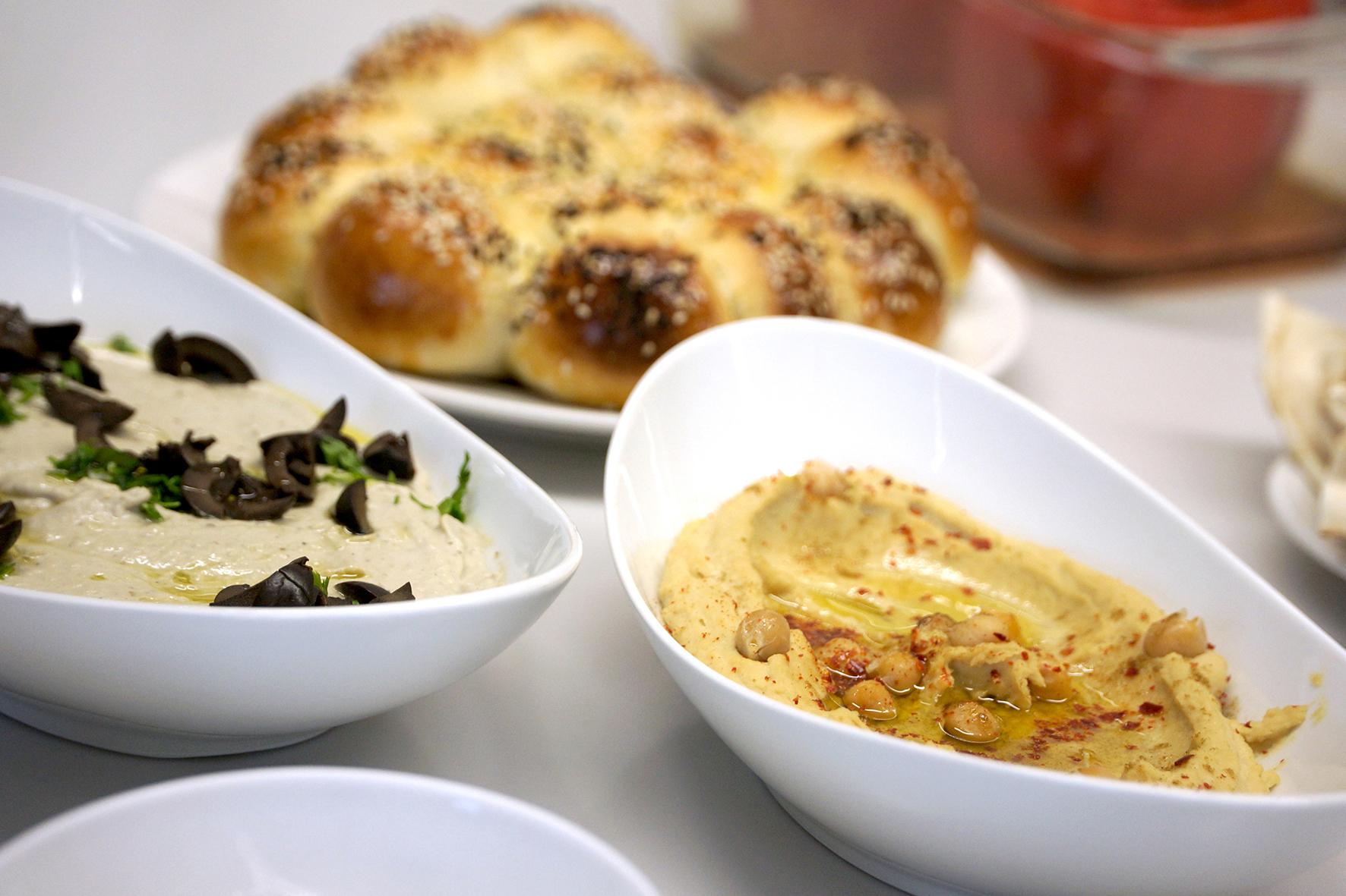Gerichte aus dem arabischen Raum