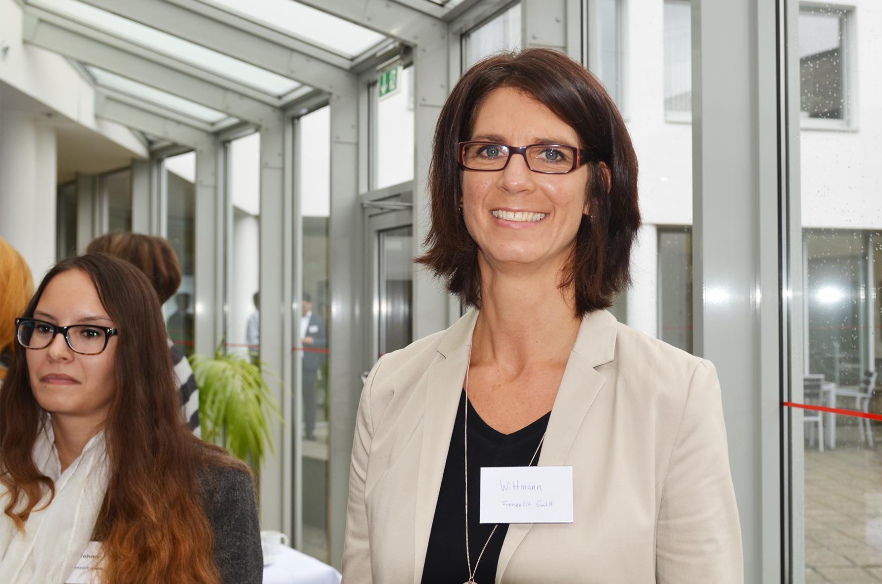 Britta Wittmann und Ilona Wohner