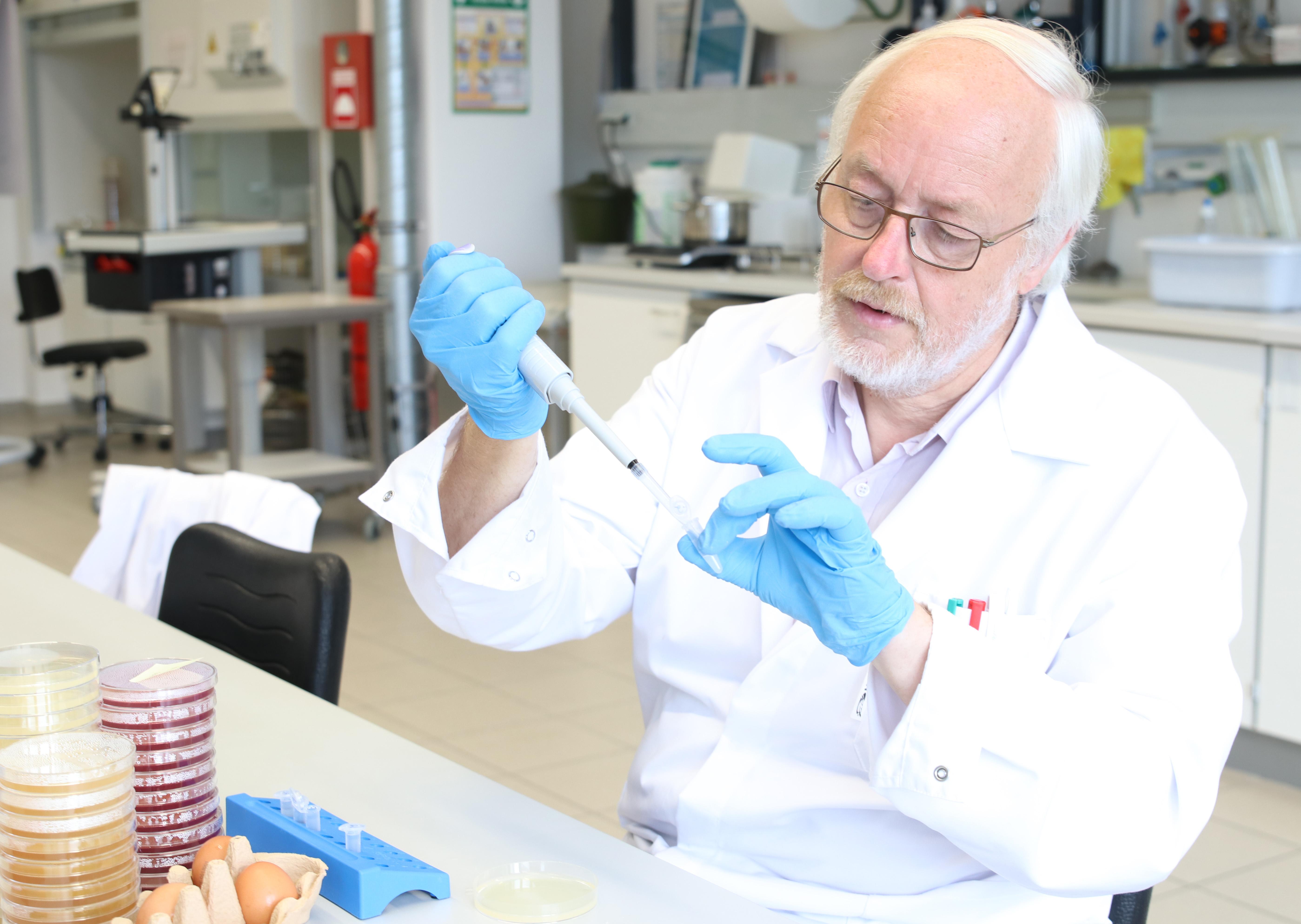 PD Dr. Heribert Keweloh