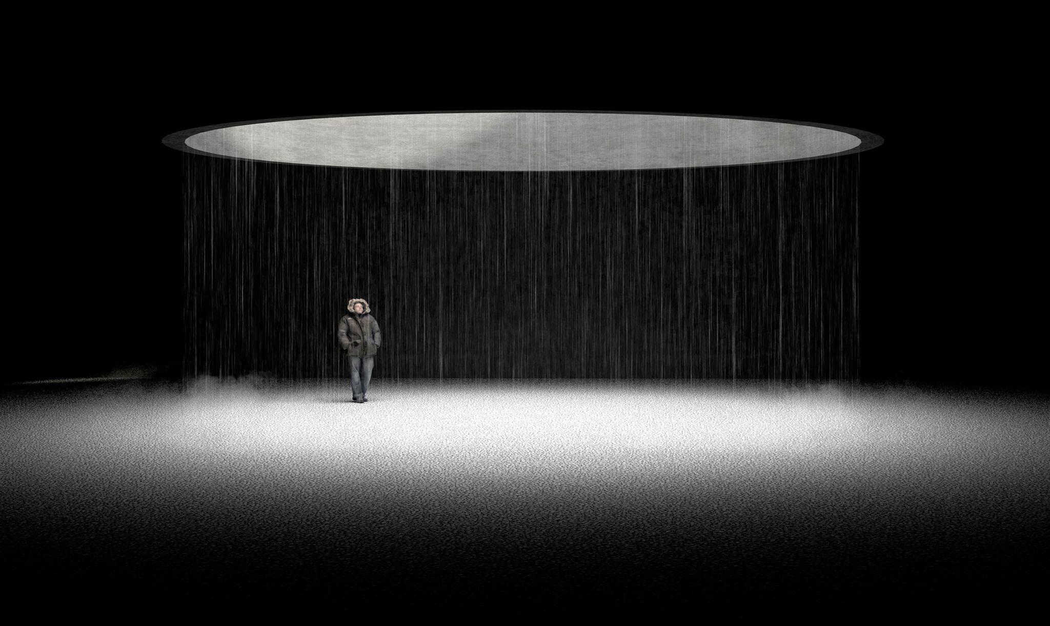 """Teilansicht des Projekts """"Genius Vacui. about emptiness, void and absence"""" von Tobias Rabold"""