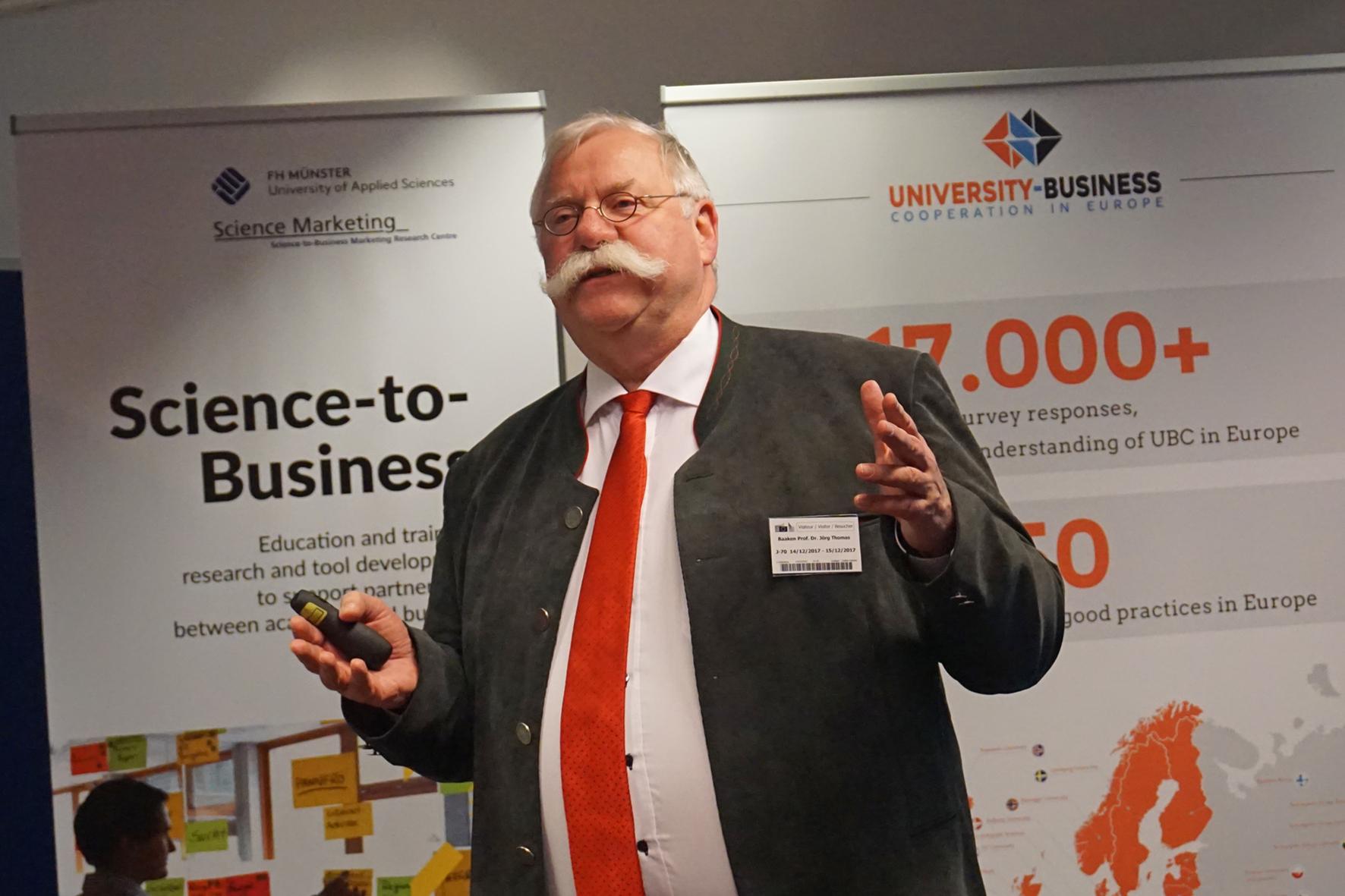 Prof. Dr. Thomas Baaken