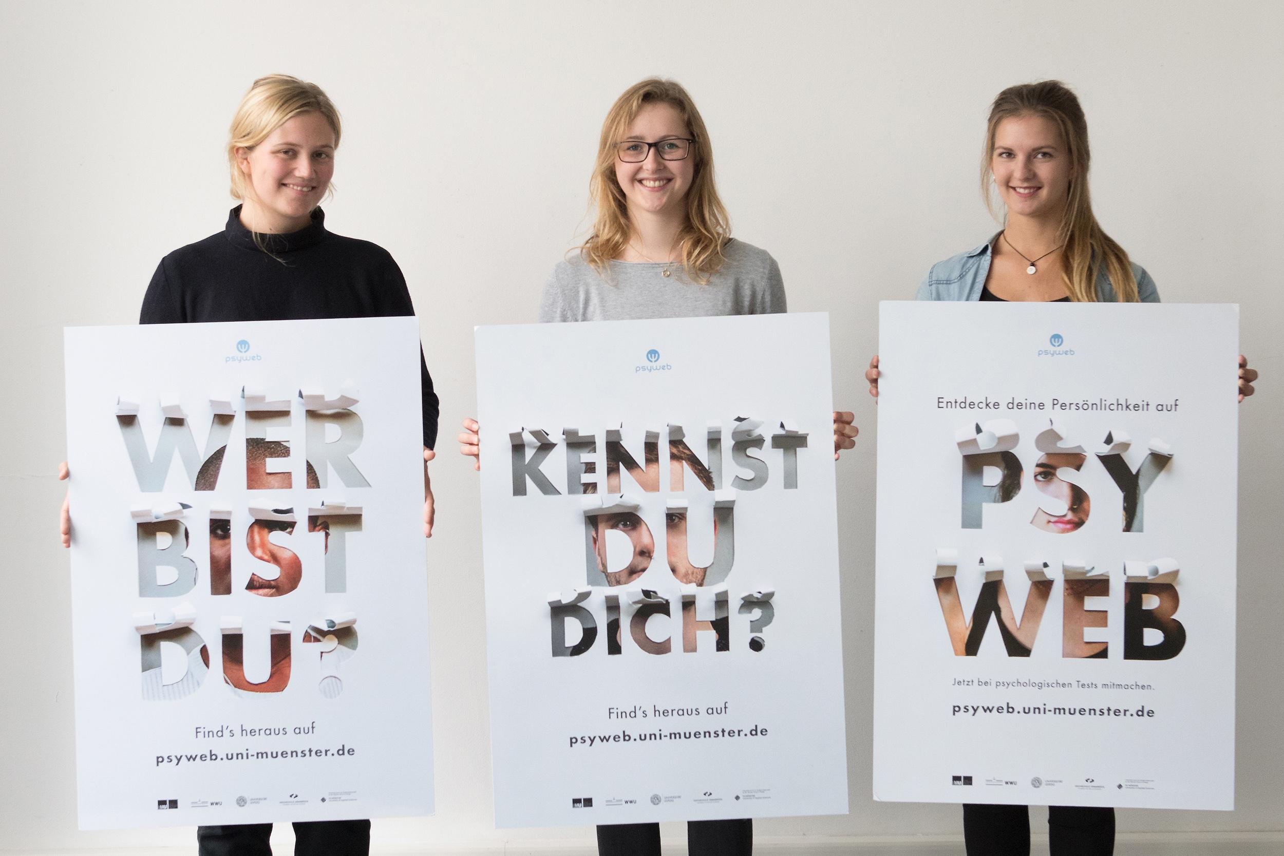 """Studentinnen-Team """"komma"""""""