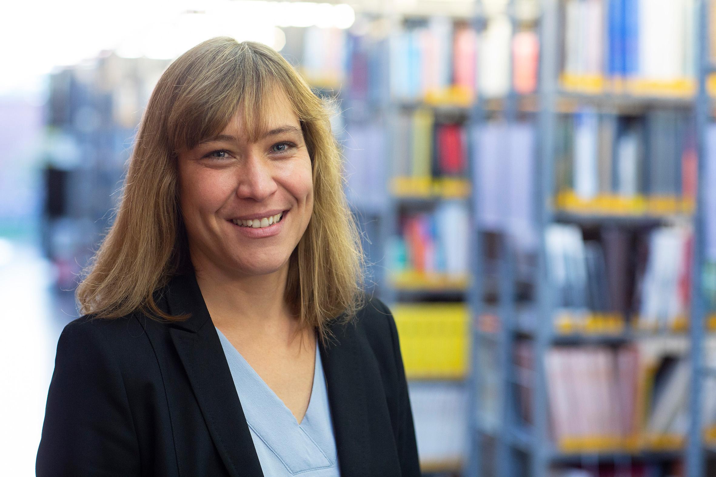 Prof. Dr. Anke Kohmäscher