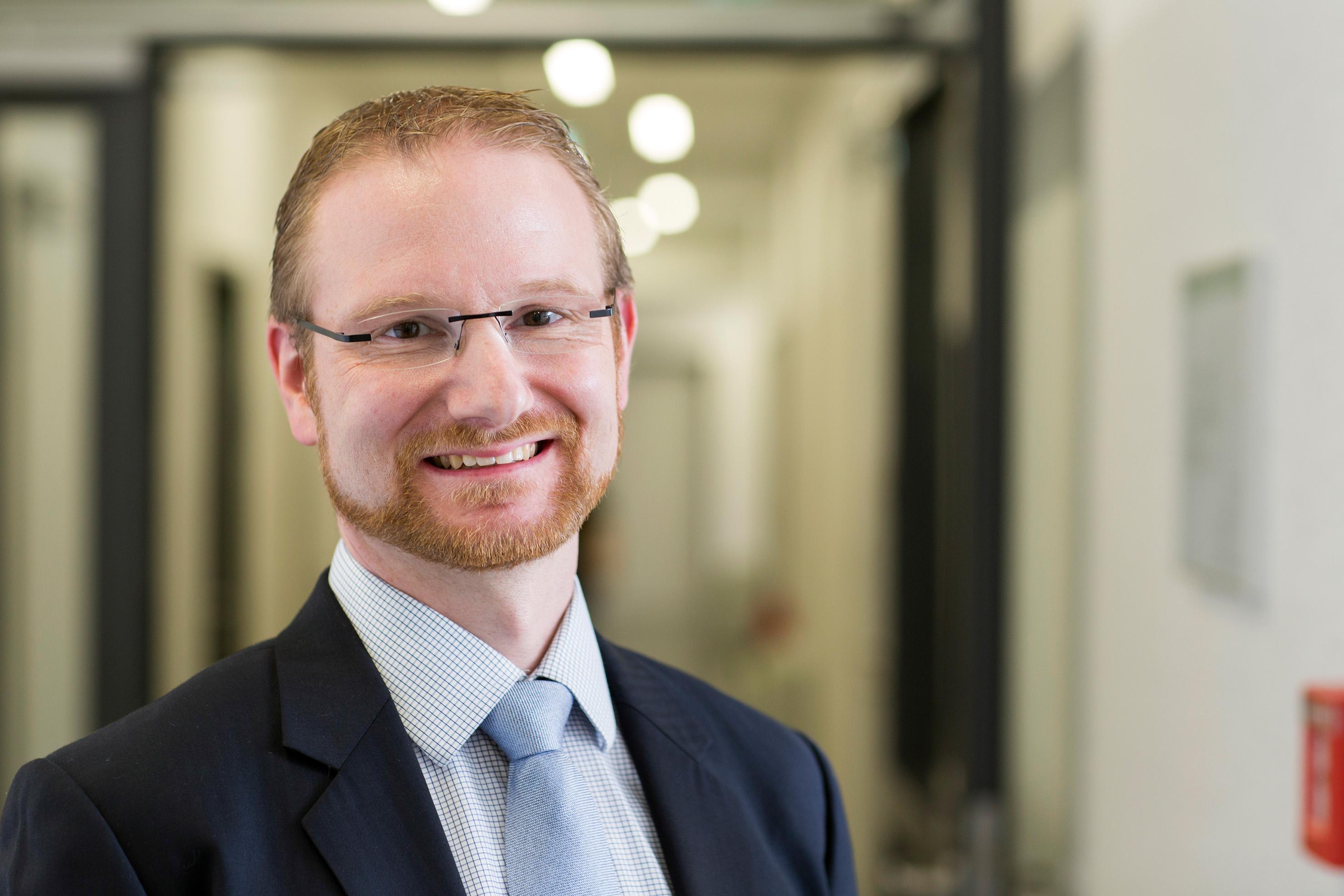 Porträt Prof. Rupprecht