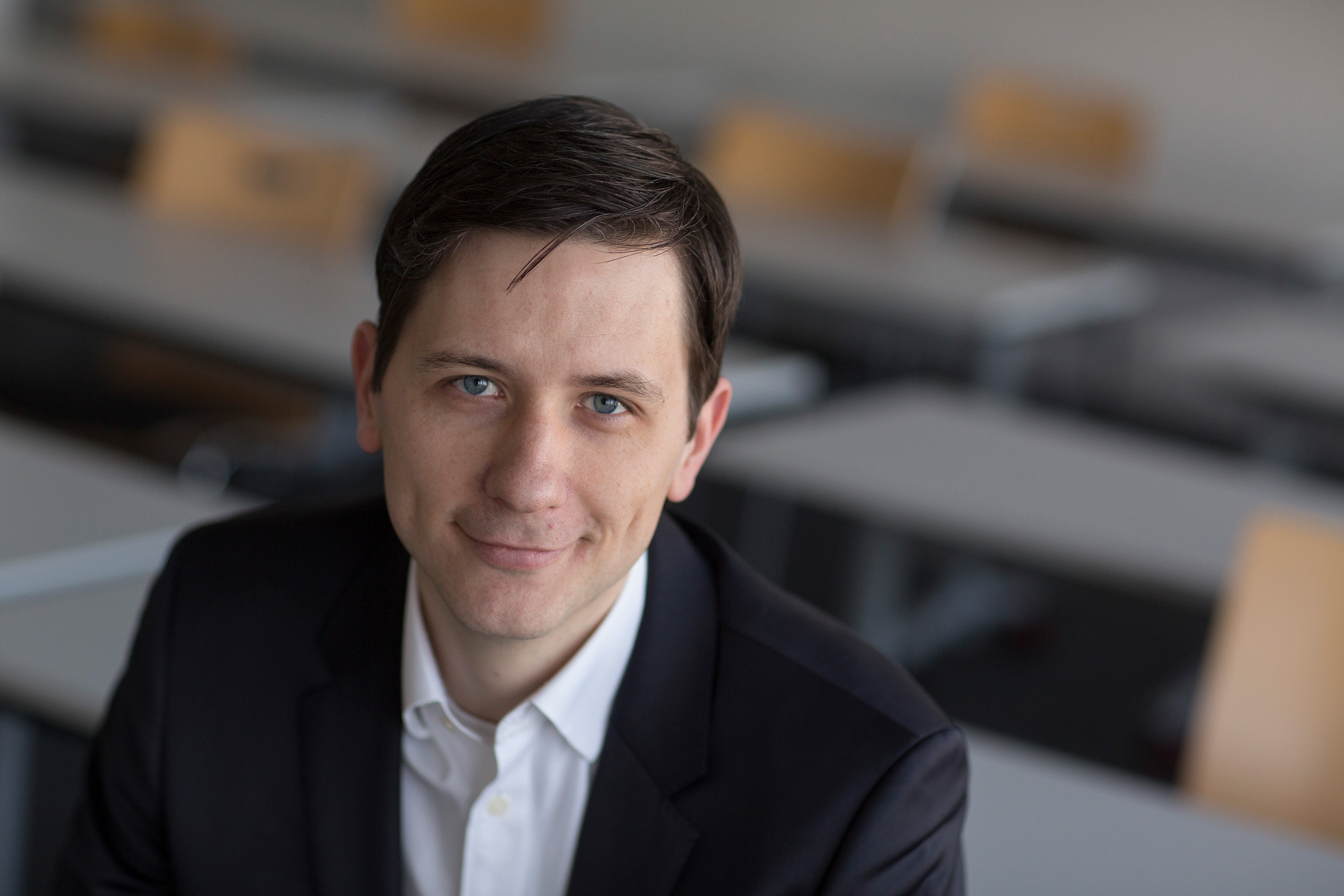 Porträt Prof. Bücker