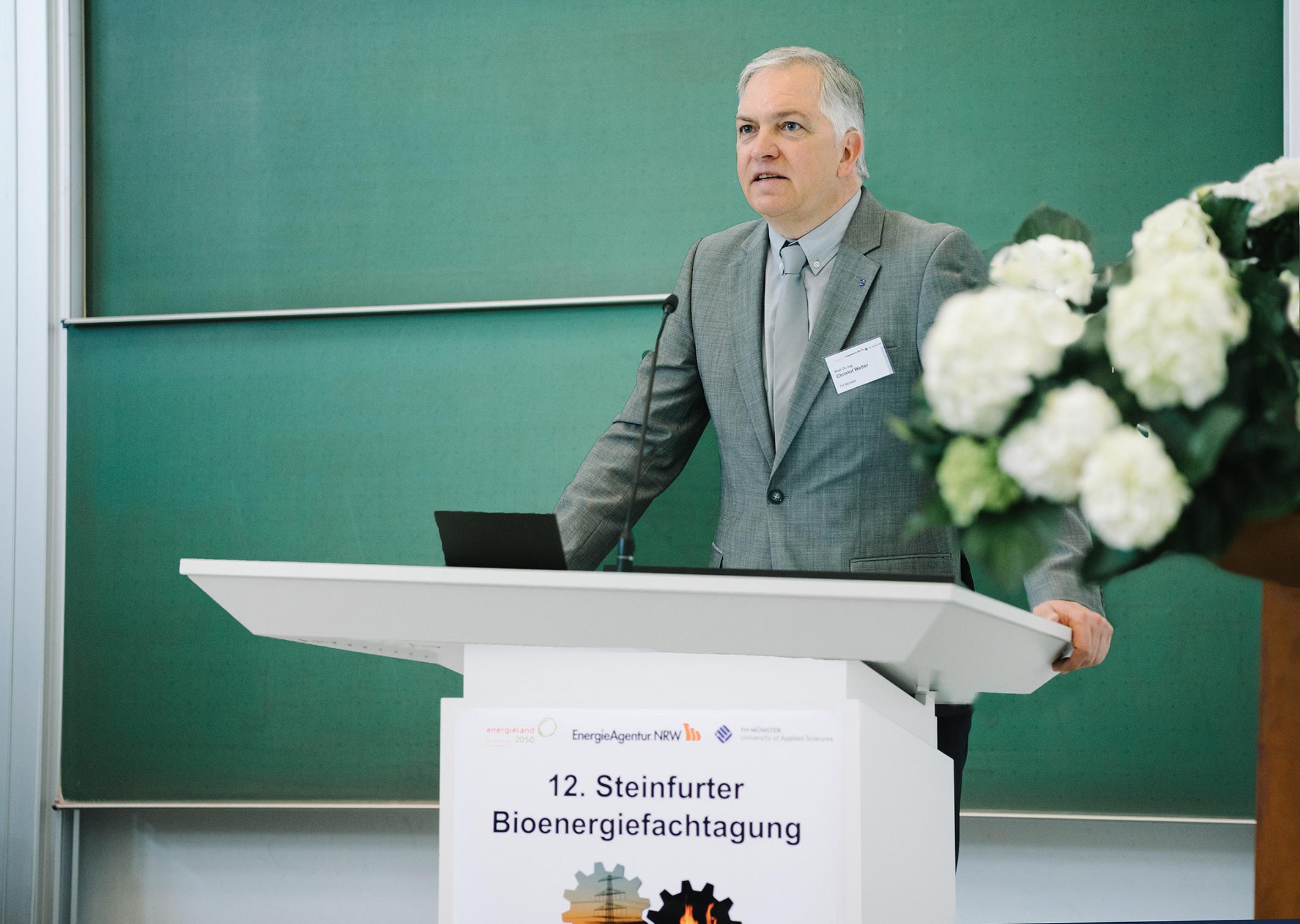 Prof. Dr. Christof Wetter