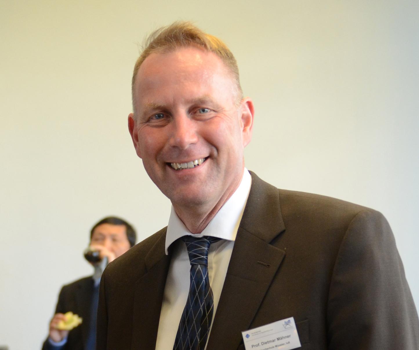 Prof. Dr. Dietmar Mähner