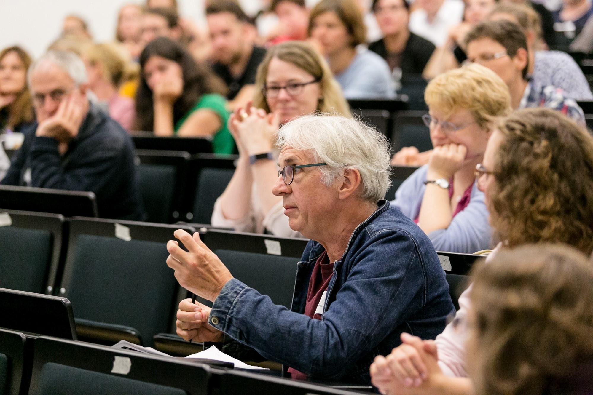 Teilnehmer Symposium