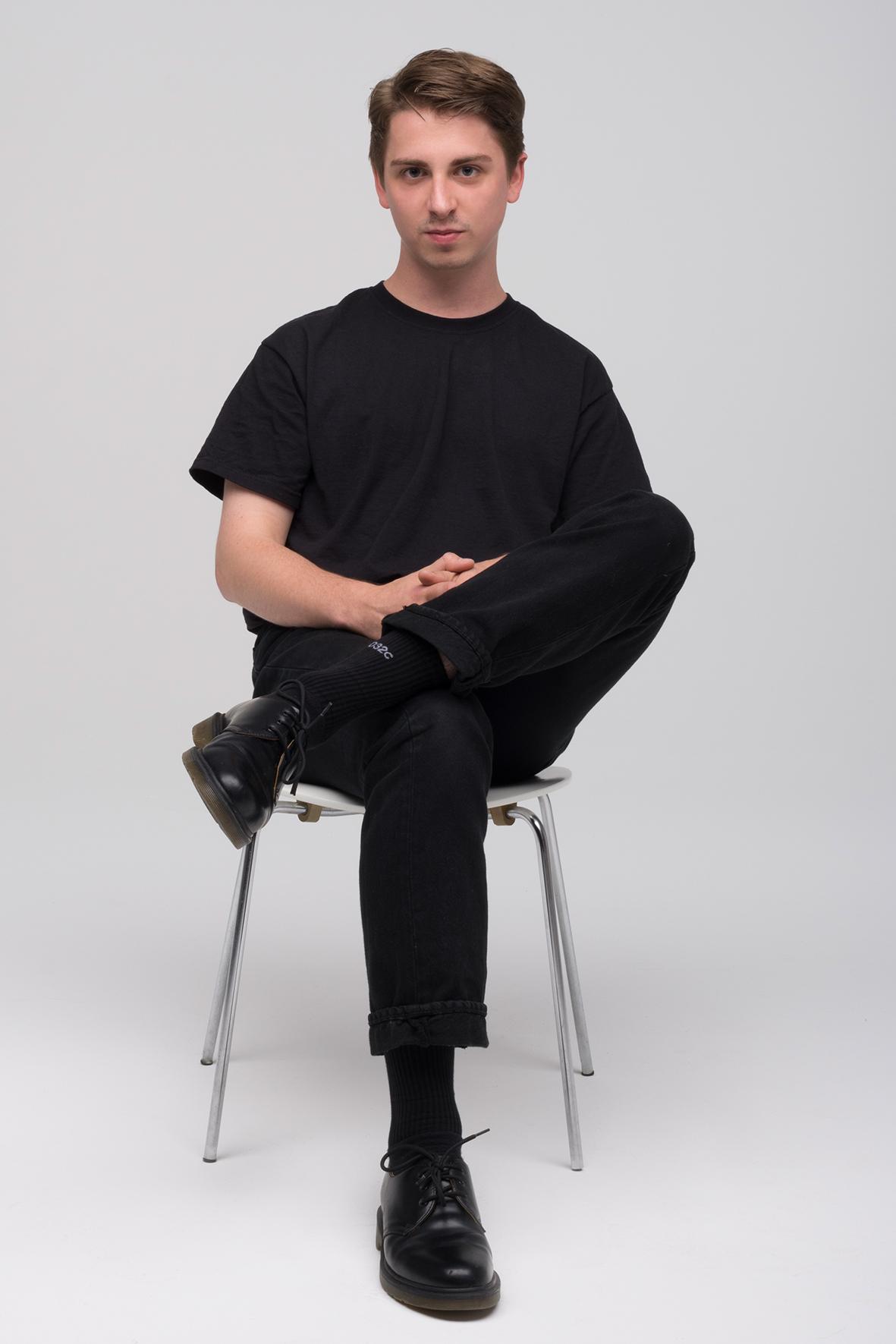 Designabsolvent Leonhard Laupichler