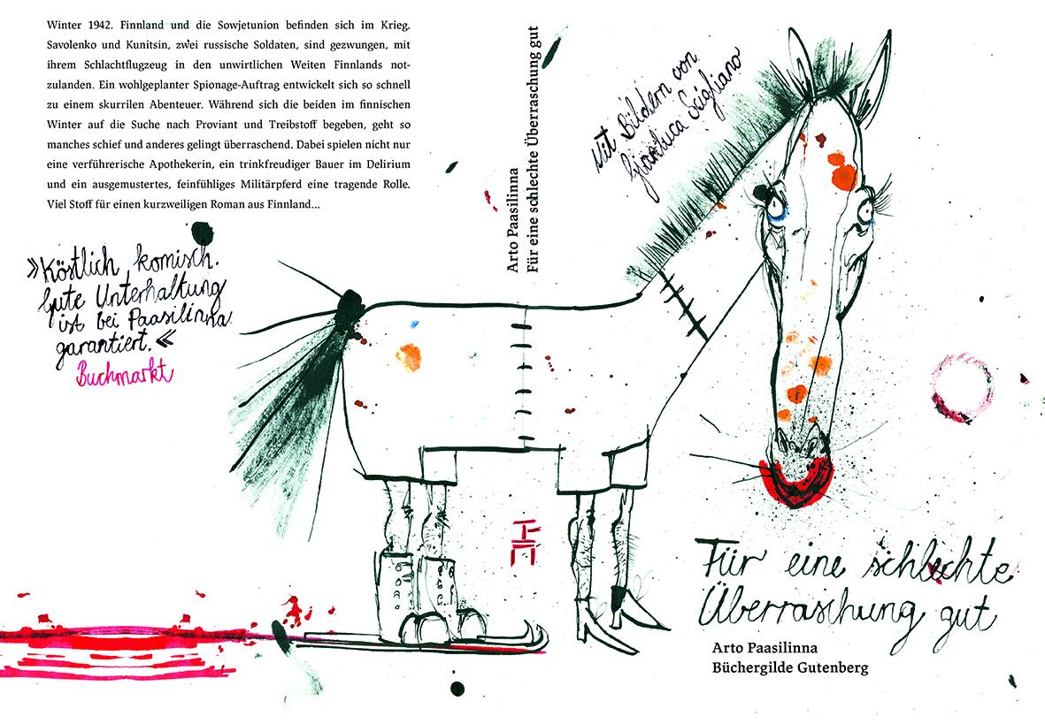 Illustration von Gianluca Scigliano