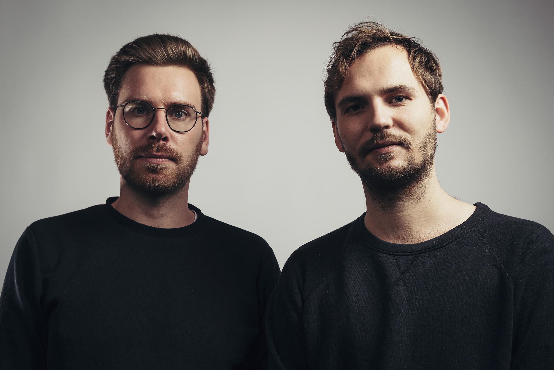 Jan-Niklas Kippelt und Marius Schulte