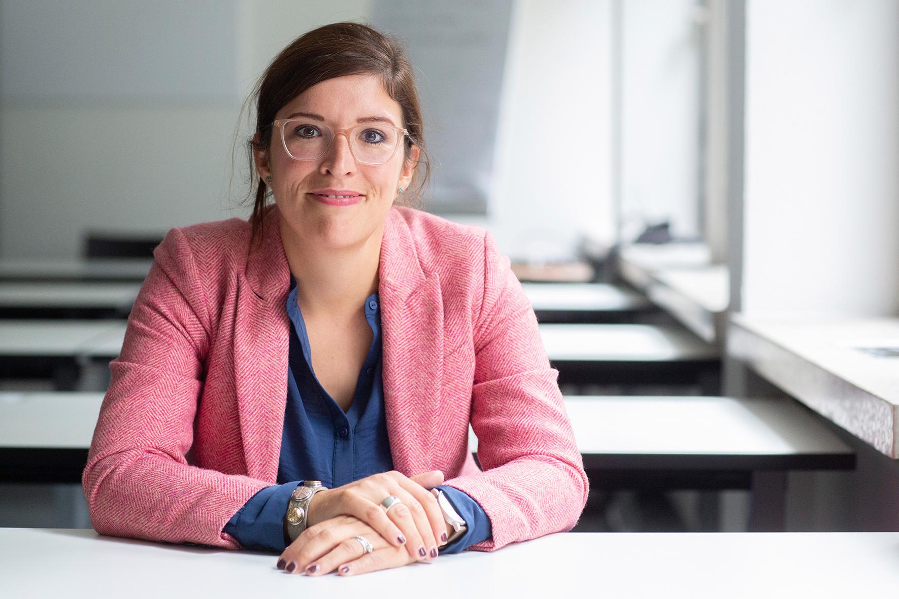 Prof. Dr. Laura Best