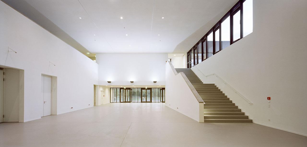 Foyer Layout Login : Msd münster school of design Über uns fh