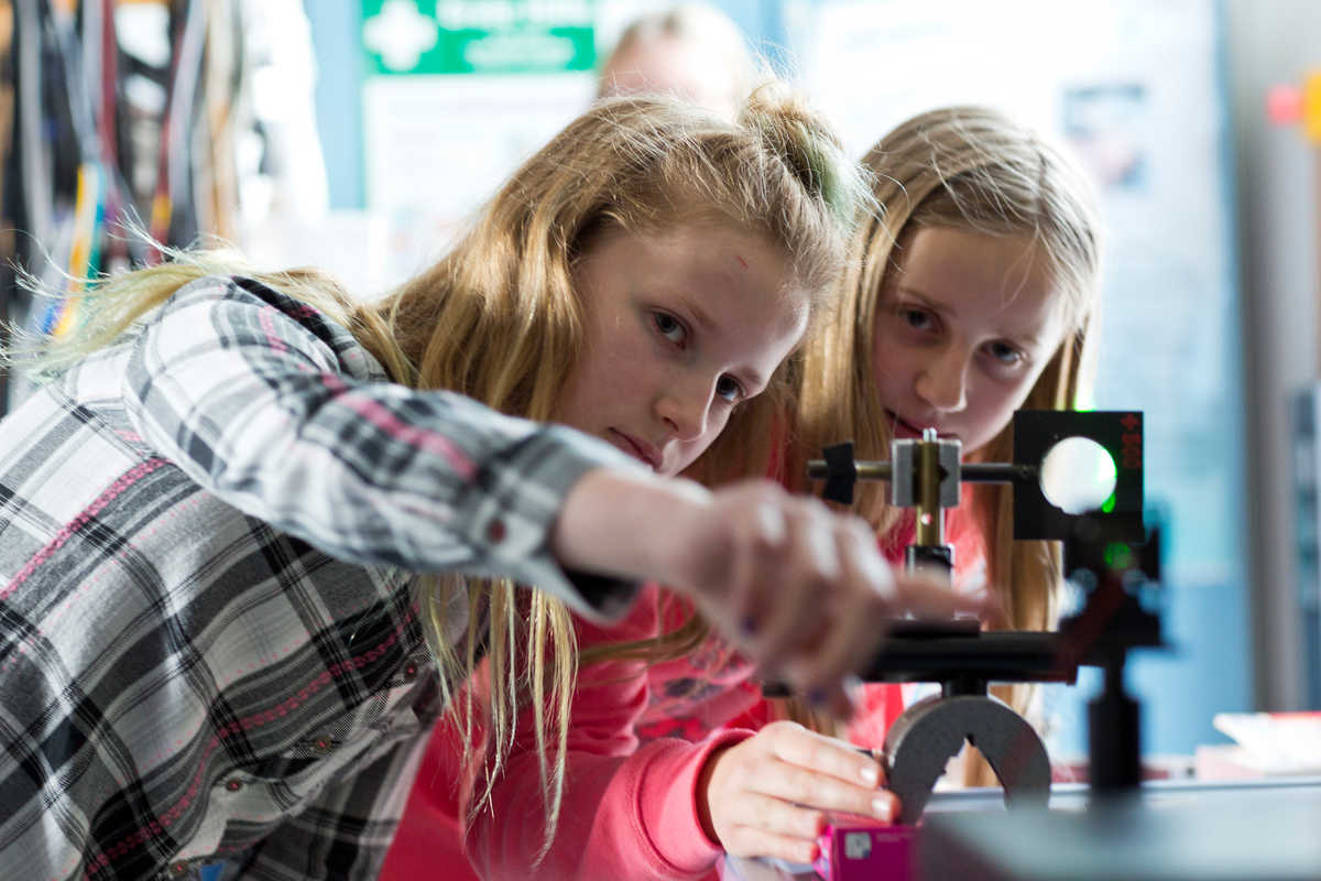 Girls Day Physiklabor